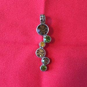 Lia Sophia necklace charm